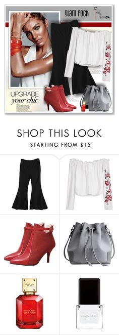 """Z Fashion"" by sneky on Polyvore featuring moda, Michael Kors i Context"