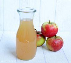 Rezepte mit Herz ♥: Apfelsaft ♡ homemade