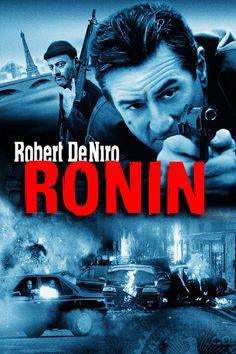Ronin. John Frankenheimer, 1998 Most amazing car chase scenes
