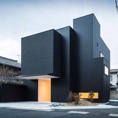✨Framing House by FORM | Kouichi Kimura Architects Location: Shiga Prefecture, #Japan
