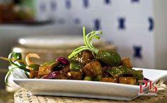 Chili Paneer : Recipe By : Masterchef Pankaj Bhadouria