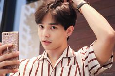 Cute Couples Goals, Couple Goals, U Prince Series, Boy Celebrities, Cat Wallpaper, I Need You, Dramas, Ulzzang, Thailand
