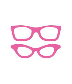 Download this free Photo Booth Prop Glasses SVG file to make your own photo booth props! Save