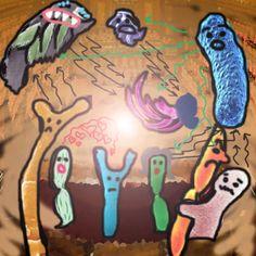 Fermenti in parlamento. Illustrazione di un mio articolo sui fermenti intestinali pubblicato oggi