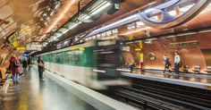 Paris Makes Public Transit Free As Climate Talks Begin Sustainability Projects, Student Volunteer, Corporate Social Responsibility, Service Learning, Metro Station, World View, France, Learn French, Public