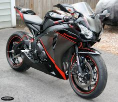 honda cbr...lookin for a new toy for my boo! He's so f******sexy on that thing!