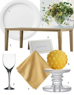 Entertaining Elements: Setting a New Traditional Table