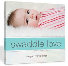 Aden + Anais Swaddle Love Book - FINAL SALE | available at Due Maternity and Baby www.duematernityandbaby.com