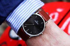La montre Citadine de la maison Michel Herbelin sur le blog Comme Un Camion !