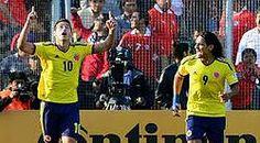 La Colombia de James y Falcao sale a escena ante Venezuela