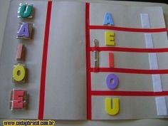 Sala Multiespecial & Espaço de Vivências Pedagógicas em Alfabetização: Modelos de Atividades Escritas para AUTISTAS