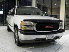 2001 #GMC #Sierra #1500 #SL #2dr #Standard #Cab #2WD #LB #ForSale Contact - 408-612-4999 GetMoreInfo - http://goo.gl/P4GXan