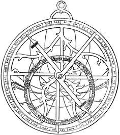 Regiomontanus' Astrolabe