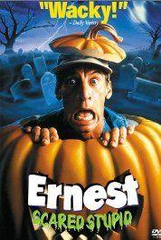 Ernest Scared Stupid (1991) Poster