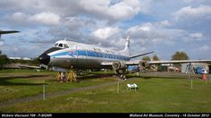 Vickers Viscount 708 - F-BGNR  by graham.wood.14661