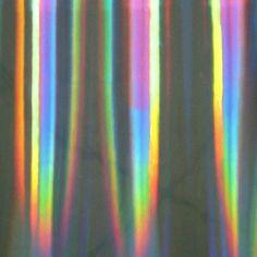 Rainbow-holographic