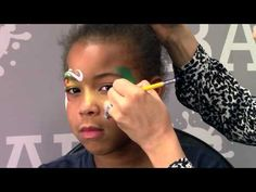 Snowman inspired face painting design great for all level painters. As always you can buy supplies at Sillyfarm.com and learn more on fabatv.com. Please leav...
