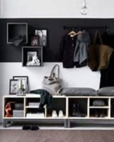 nice 36 IKEA Hacks to Rescue Cluttered Entryways