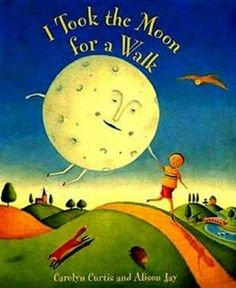 I Took the Moon for a Walk - Bilingual Children's Books - available in Portuguese!