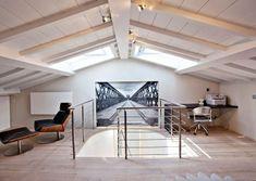 Eclettico - lamadesign.it Loft, Interior Design, Bed, Furniture, Home Decor, Interior Design Studio, Lofts, Home Interior Design, Stream Bed