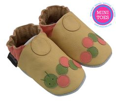 Hand Made, Soft sole, leather, BABY Shoes, caterpillar, soft leather, baby shoes, baby slippers, slipper, toddler, booties