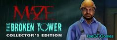 LeeGT-Games: Maze 2: The Broken Tower Collector's Edition