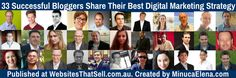 33 Successful Bloggers Share Their Best Digital Marketing Strategy