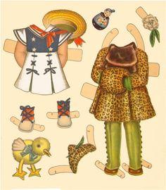 Patsy Paper Doll - MaryAnn - Picasa Albums Web