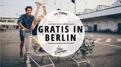Berlin bietet viele schöne Dinge, die man kostenlos machen und erleben kann. Diese 11 Dinge könnt ihr in Berlin kostenlos machen.