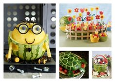 Watermelon is refreshing and delicious to eat. Here are 10 Watermelon Carving Ideas and Tutorials that you can use for your next party.