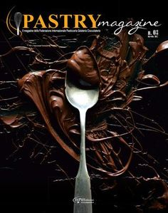 """Cover of """"Pastry Magazine N 3"""""""