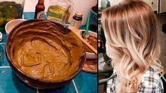 Cómo aclarar el pelo sin tintes químicos. ¡FABIANA una peluquera experta te mostrara su secreto para que puedas hacerlo en casa!