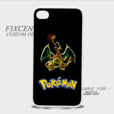 POKEMON CHARIZARD - iPhone 4/4S Case