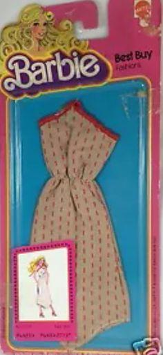 1979 Barbie - Best Buy Fashions #