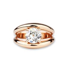 solitaire diamant fiancailles Cool Wedding Rings, Wedding Ring Designs, Jewerly, Jewelry Rings, Engagement Rings, List, Beautiful, Watches, Bracelets