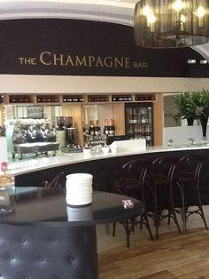 Champagne Bar: New York