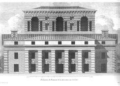 Claude Nicolas Ledoux Neoclassical Architecture, Historic Architecture, Interior Architecture, Interior Design, Architectural Models, Architectural Drawings, Rationalism, Ledoux, 18th Century