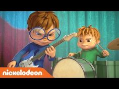 ALVINNN!!! and the Chipmunks | 'Got to Be Free' Official Karaoke Video | Nick - YouTube