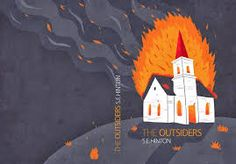 Book covers printed and framed. Patrick O'Leary: The Outsiders Book Cover. Had to read this book in grade and it's been my favorite ever since. The Outsiders Greasers, Die Outsider, 007 Casino Royale, Adventures Of Huckleberry Finn, Book Sleeve, Three Little Pigs, Article Design, Penguin Books, Stick Figures