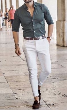 Mens Casual Dress Outfits, Formal Men Outfit, Smart Casual Outfit, Stylish Mens Outfits, Blazer Outfits Men, Business Casual Herren, Trajes Business Casual, Trendy Mens Fashion, Mens Fashion Blazer