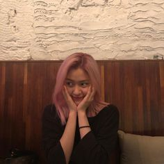 Find images and videos about cute, kpop and icon on We Heart It - the app to get lost in what you love. Grunge Hair, New Girl, Pink Hair, Girl Crushes, Kpop Girls, Korean Girl, Girl Group, Girlfriends, Cute Girls