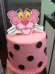 pink panther cake - Google Search