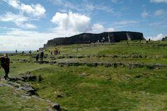 Irlande : Dun Aengus