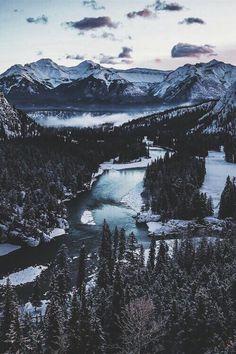 /DarkFrozenOcean\ #LandscapeWallpaper