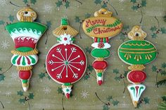 fancy+christmas+cookies | Recent Photos The Commons Getty Collection Galleries World Map App ...
