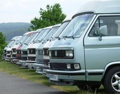 VW T3 Atlantic
