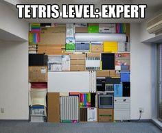 Tetris Level: Expert