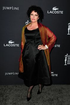Costume Designer Lyn Paolo attends the 16th Costume Designers Guild Awards with presenting sponsor Lacoste at The Beverly Hilton Hotel on Fe...