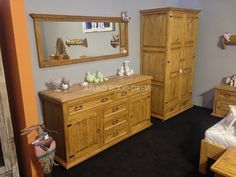 Waxed pine furniture for the bedroom. Meble Woskowane – Google+