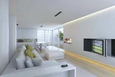 mueble de salon minimalista - Buscar con Google